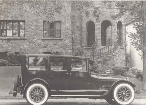 Vermont Auto Enthusiasts - 1922 Cadillac